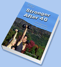 Dr. Josef Arnould's book, Stronger After 40
